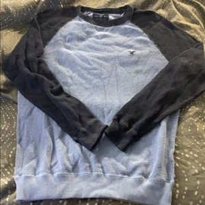 Blue knit American Eagle Outfitters sweater